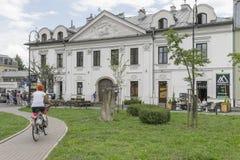 Старое, историческое здание Стоковые Изображения