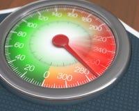 疾病肥胖病 免版税图库摄影