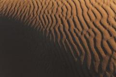 桑迪摘要样式 沙漠背景 免版税库存照片