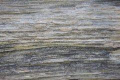 Наслоенная квартирой текстура утеса горных склонов Стоковая Фотография RF