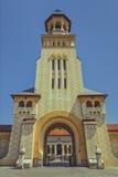 加冕正统大教堂,阿尔巴尤利亚,罗马尼亚 免版税图库摄影