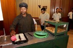 Кулинарный фестиваль Стоковое Изображение