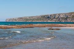 福门特拉岛,巴利阿里群岛,西班牙,欧洲 免版税库存照片