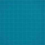 Бумага решетки миллиметра диаграммы безшовная Предпосылка инженерства вектора Стоковые Фотографии RF