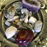 不可思议的石头 库存图片