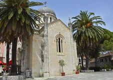 Православная церков церковь Архангела Майкл Стоковое фото RF