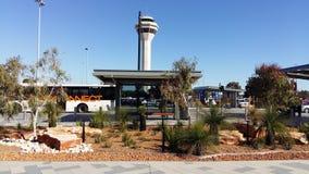 珀斯机场 免版税库存图片
