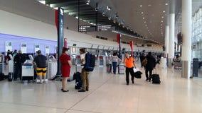 珀斯机场 图库摄影