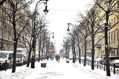 雪 免版税图库摄影