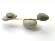 баланс Стоковые Фотографии RF