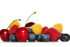混合的果子 免版税库存图片