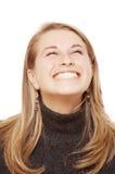 счастливая усмешка Стоковые Фотографии RF