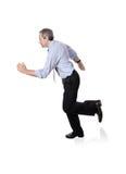 ход бизнесмена многодельный Стоковая Фотография RF