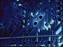 κύκλωμα χρυσό Στοκ φωτογραφία με δικαίωμα ελεύθερης χρήσης
