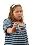 哮喘 库存图片