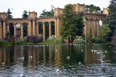 艺术罚款弗朗西斯科博物馆宫殿圣 库存照片