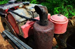 泵 免版税库存图片