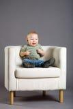 婴孩 免版税库存图片