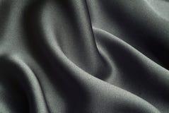 μαύρο μετάξι Στοκ εικόνες με δικαίωμα ελεύθερης χρήσης