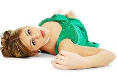 красивейшие детеныши женщины Стоковая Фотография RF