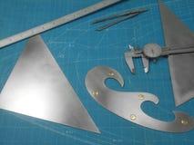 инструменты точности Стоковая Фотография RF