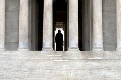杰斐逊纪念品 免版税库存图片
