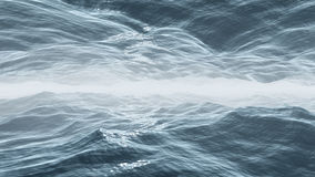 διπλή θάλασσα Στοκ Φωτογραφία