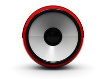 звуковая система Стоковое фото RF
