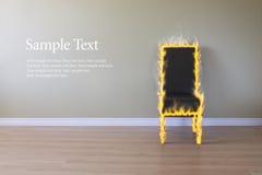 καυτό κάθισμα Στοκ Φωτογραφίες