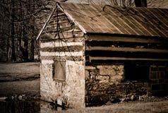 камень сарая Стоковая Фотография