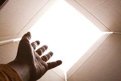 συσκευασία διαφυγών Στοκ φωτογραφίες με δικαίωμα ελεύθερης χρήσης