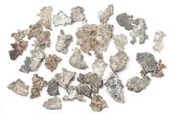 родной серебр Стоковое Изображение RF