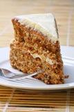 морковь торта Стоковые Фото