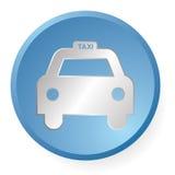 таксомотор иконы Стоковое Изображение RF