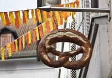 面包店符号 图库摄影