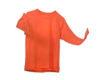 тройник рубашки выражений Стоковая Фотография RF