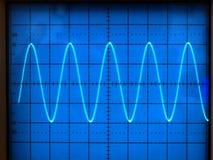 электрические сигналы Стоковое фото RF