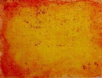 古色古香的纸张弄脏水彩 库存图片
