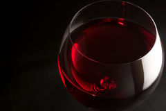 красное вино Стоковое фото RF