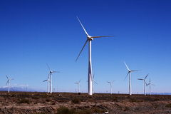 ветер силы Стоковые Фото