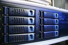 κεντρικός υπολογιστής Στοκ φωτογραφία με δικαίωμα ελεύθερης χρήσης