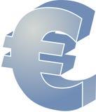 евро валюты Стоковая Фотография