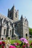 大教堂基督教会都伯林 免版税库存照片