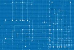 сеть предпосылки Стоковая Фотография RF