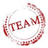 Команда Стоковое Изображение