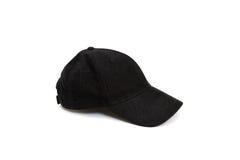 黑色盖帽 免版税库存图片