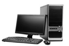 компьютер Стоковое Изображение RF