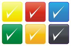 Ιστός κροτώνων κουμπιών Στοκ φωτογραφίες με δικαίωμα ελεύθερης χρήσης
