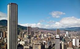 波哥大哥伦比亚 图库摄影