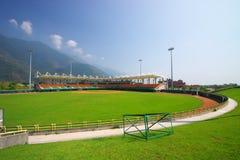 поле бейсбола Стоковая Фотография RF